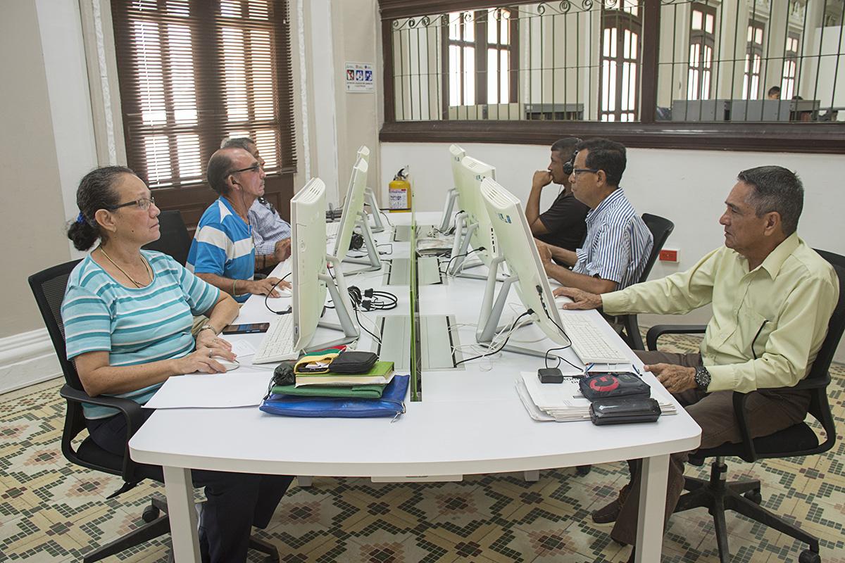 Sala de Lectura Digital BPC