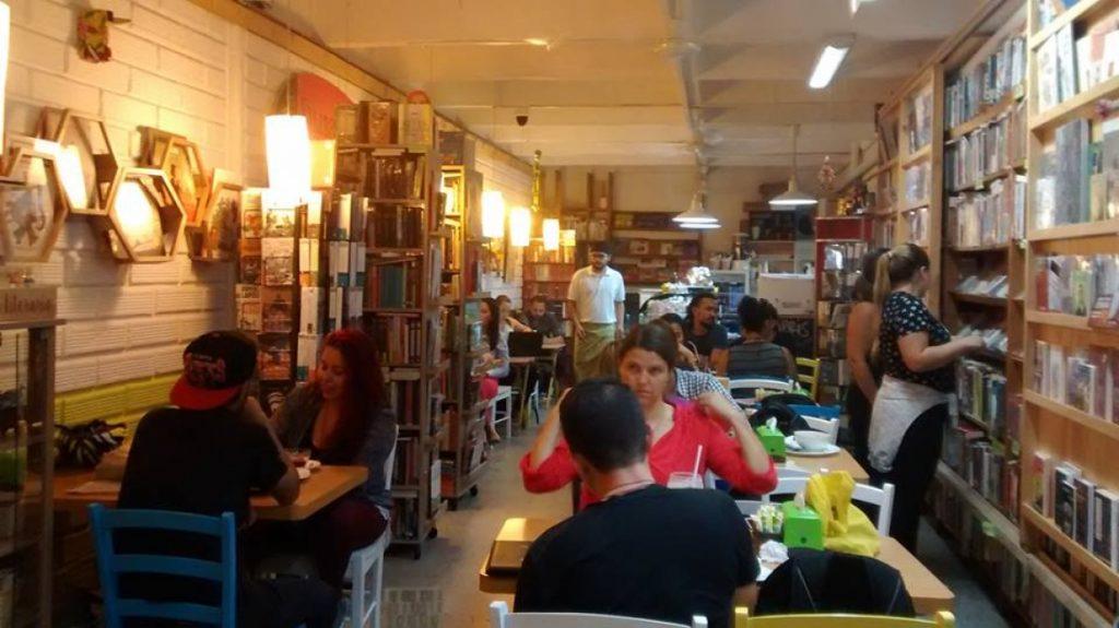 Cafetería Exlibris | Noticias BPC