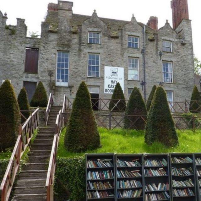 Siete destinos para rodearse de libros | Noticias BPC