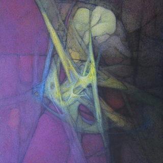 Caos | Óleo sobre tela, 100 x 80 cm | $13.000.000