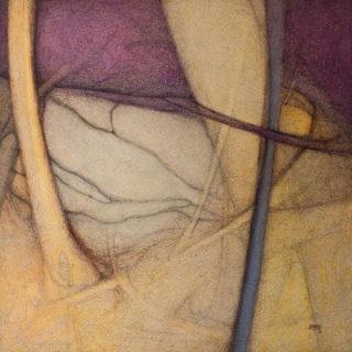 Rapsodia para Sara Sofía | Óleo sobre tela, 150 x 150 cm | $27.000.000