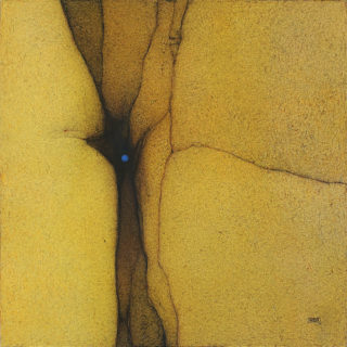 Sonidos de piel en calma | Óleo sobre tela, 120 x 120 cm | $18.000.000